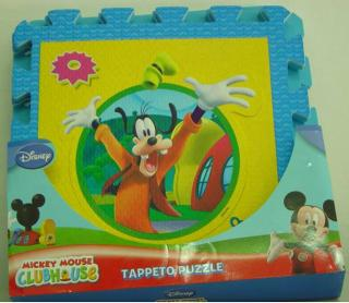 Puzzle alfombra Puzzle mat Eva Floor mat Set Mickey Mouse